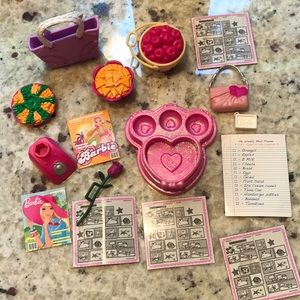 Barbie Accessory Pack-Purses and More!